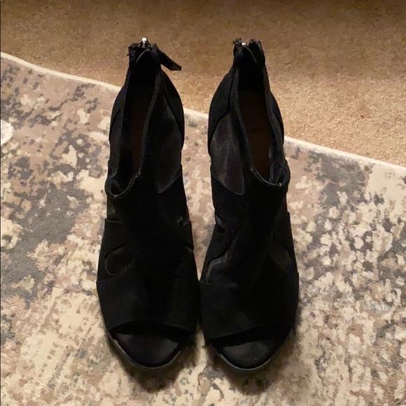 Bershka Black heels